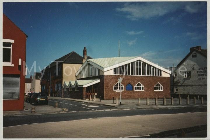 North Ormesby Methodist Church 2003