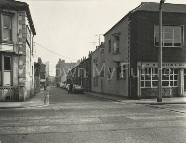 Fletcher Street,Grange Road