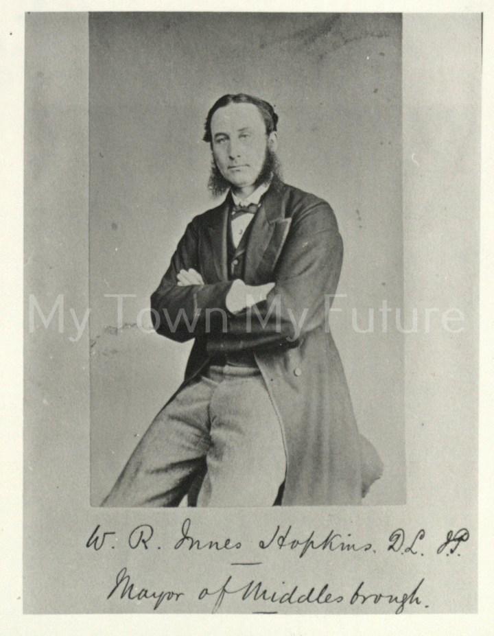 William Randolph Innes Hopkins
