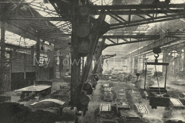 Cochrane's Ironworks (1925)