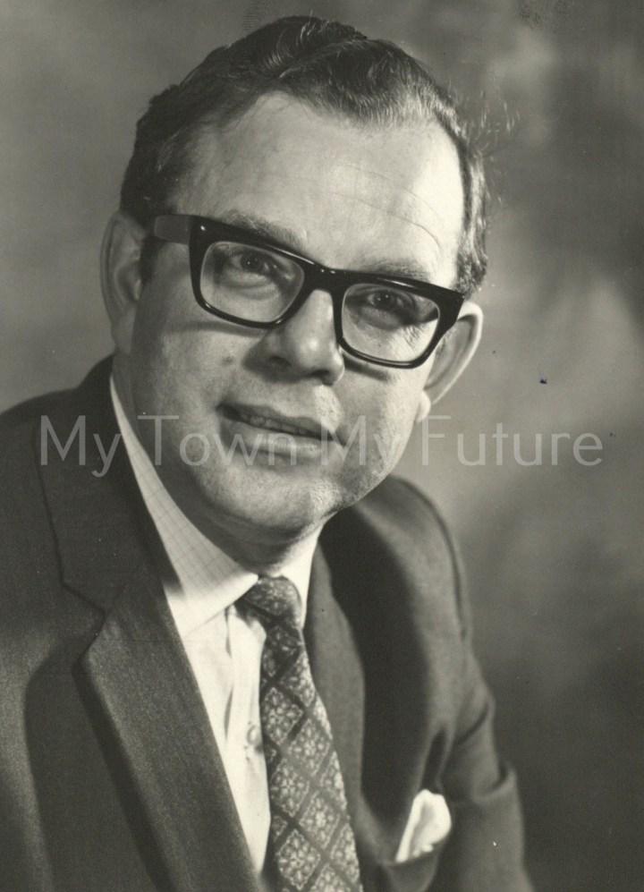 Dr R. G. J. Telfer - I.C.I.