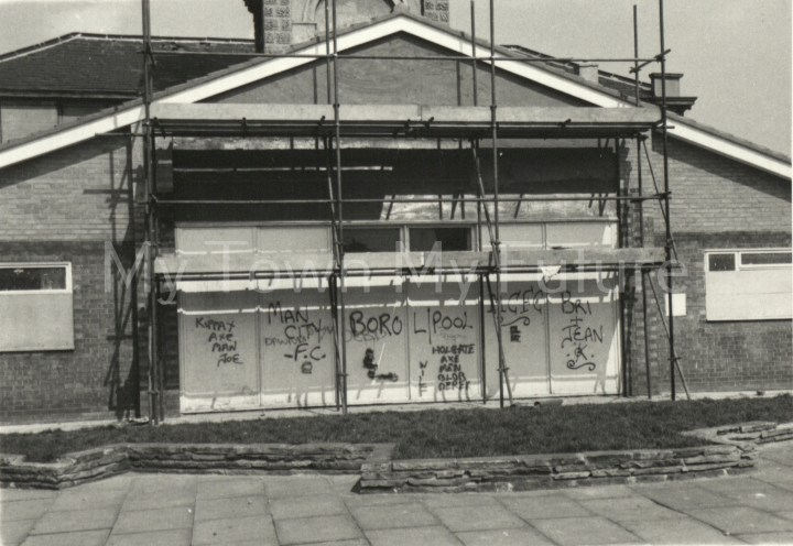 Market Place Clinic, 1979