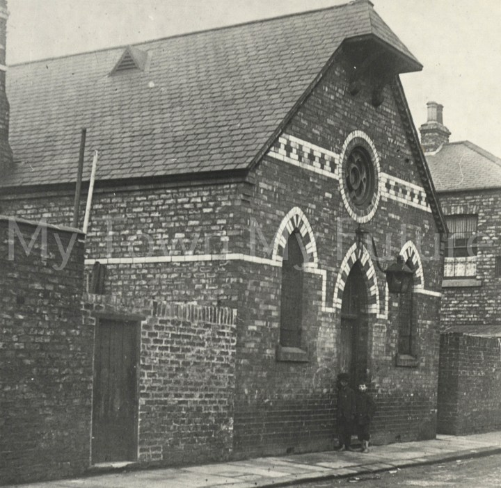 St Lawrence Mission Church,Alfred Street