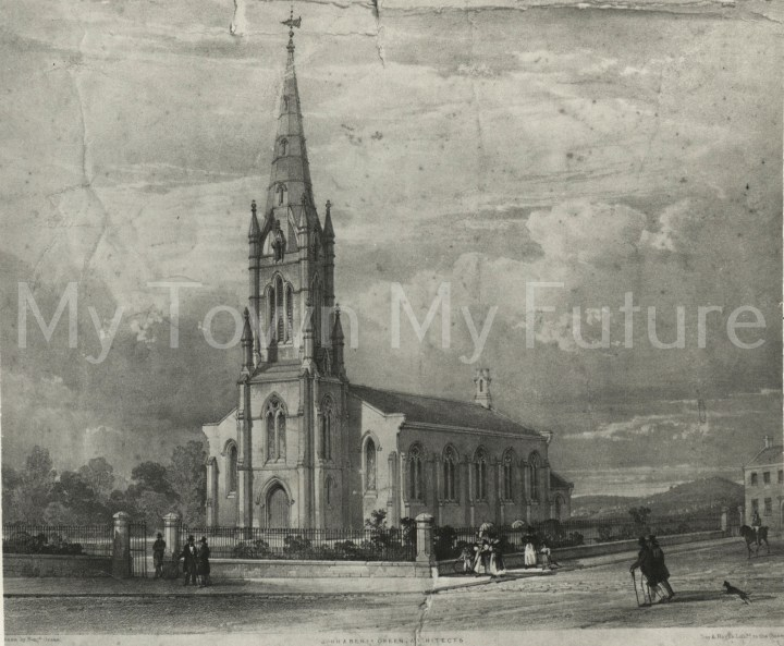 St Hilda's Church, Department of Planning - Cleveland County Council