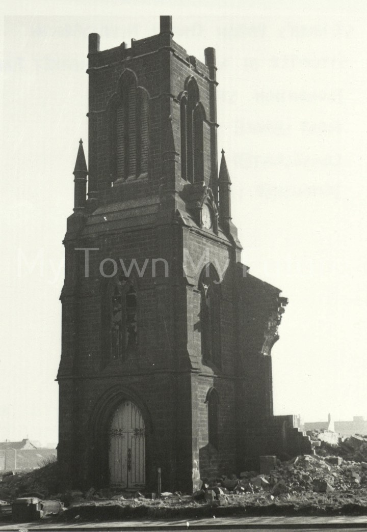 St Hilda's Church, 1970