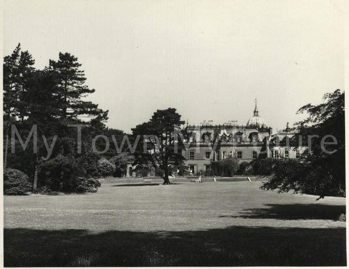 Marton Hall, Stewart Park. (1957).