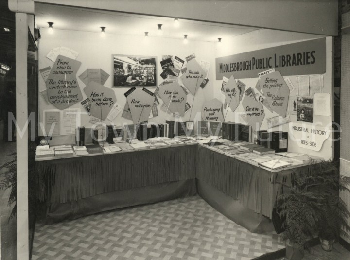 Central Library,Productivity Exhibition