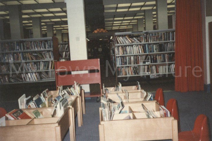 Central Library Junior Refurbishment