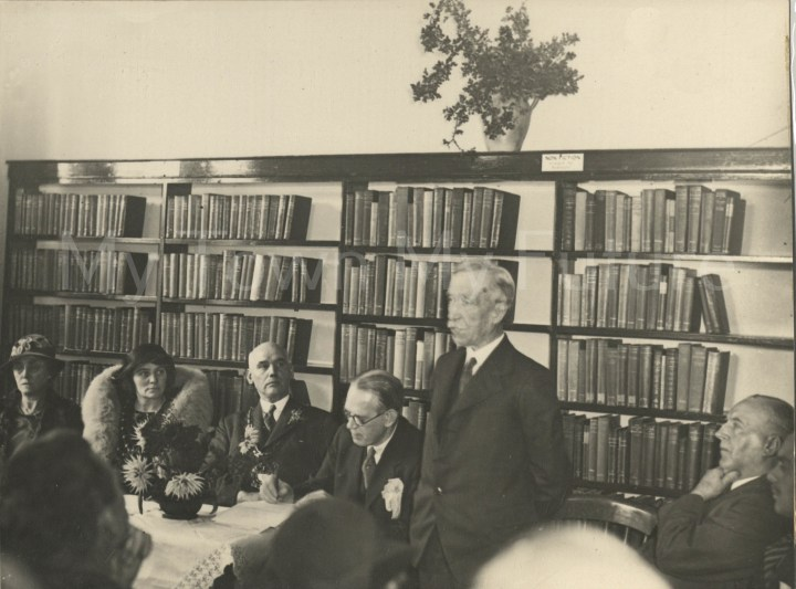 North Ormesby Library Opening, 1936, Middlesbrough Public Libraries