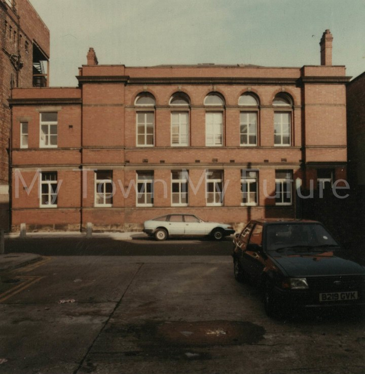 Middlesbrough County Court,Wilson Street
