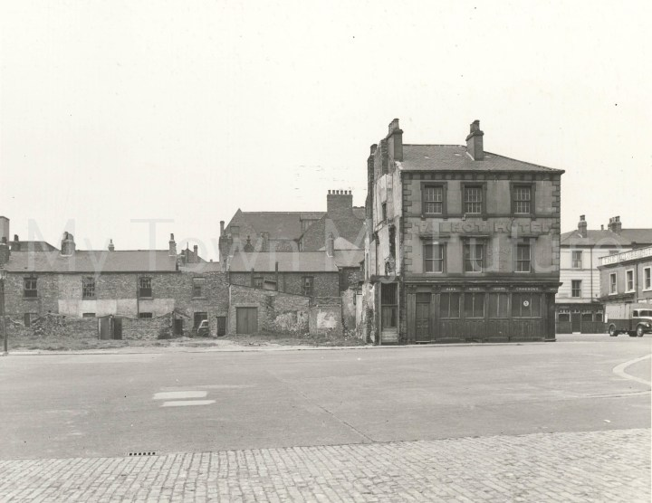 South Street,Market Place,Talbot Hotel