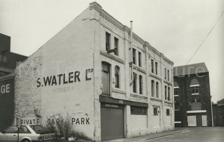 Zetland Place Warehouses