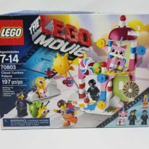 2014 LEGO 70803 THE LEGO MOVIE CLOUD CUCKOO PALACE - NIB