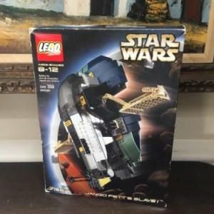 NEW SEALED BAGS Lego Star Wars 7153 Jango Fett's Slave 1!