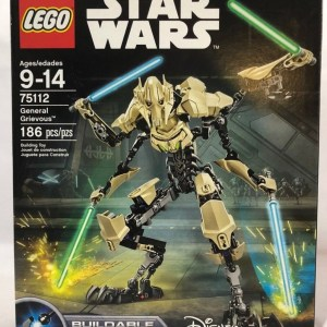 LEGO Star Wars 75112 - General Grievous - NEW Sealed - Retired - FREE Shipping