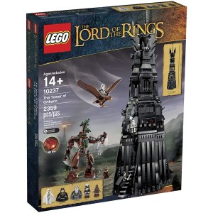 LEGO Lord of the Rings The Tower of Orthanc (10237) - New in Box LOTR Collector
