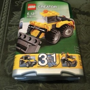 Lego Mini Digger 5761 New Sealed Box