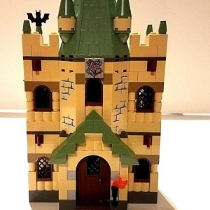 Harry Potter Lego set 4842 Hogwart Castle Dumbledores Office ONLY