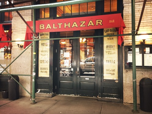 Balthazar New York Soho