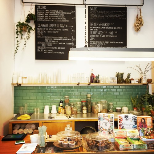 ROOTS amsterdam zuid healthy ontbijt take away lunch
