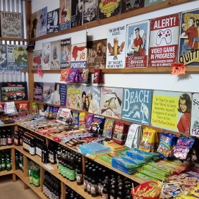Rocket Fizz Candy Shop