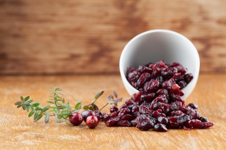Cranberrys - Lecker und so gesund