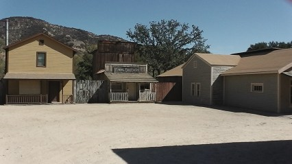 Paramount Ranch in Agoura Hills