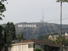 Wo steht das Hollywood Sign