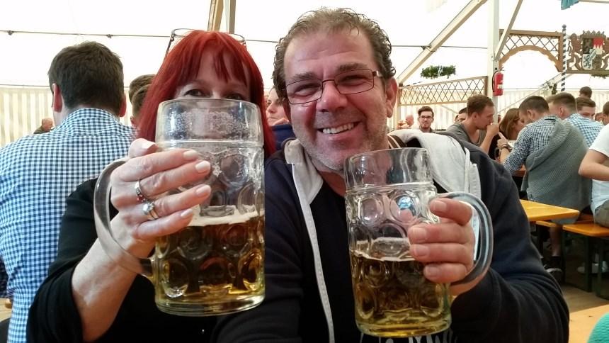 Nürnberger Volksfest am Dutzenteich