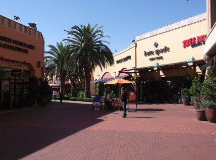 Citadel Outlets Los Angeles