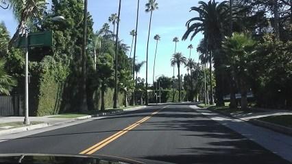 Wo wohnen die Stars in Los Angeles