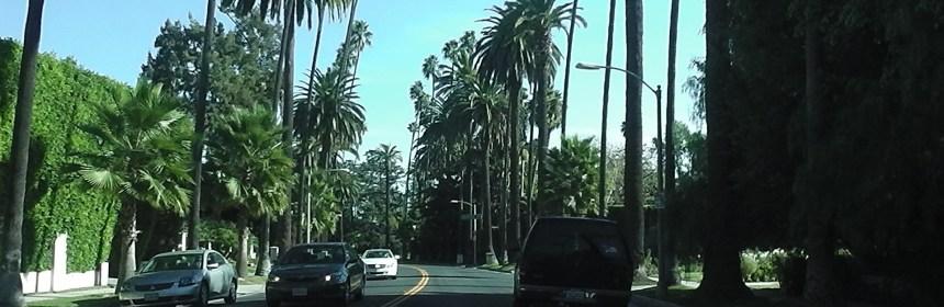 Beverly Hills Wohnort vieler Stars