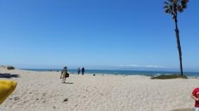 Der schönste Strand in Kalifornien