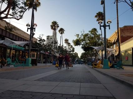 Einkaufszentren in Los Angeles