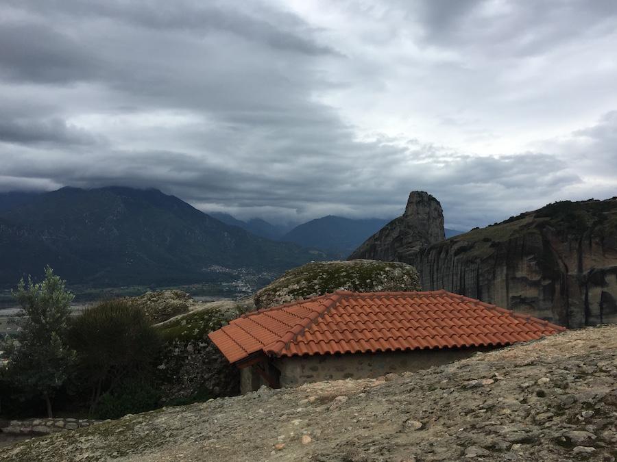 Monastère Aghia Triada