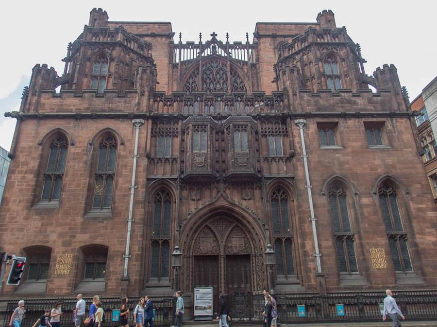 5 visites à faire à Manchester