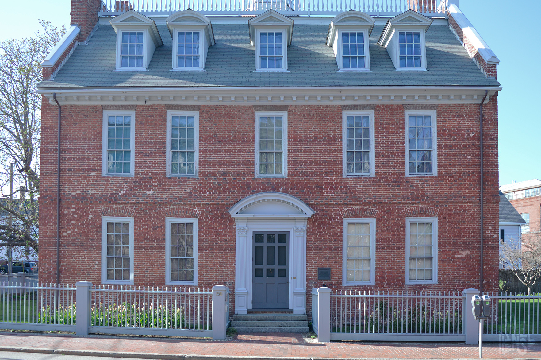 The Warner House, also known as the MacPheadris–Warner House, is a historic house museum at 150 Daniel Street in Portsmouth, New Hampshire, United States.