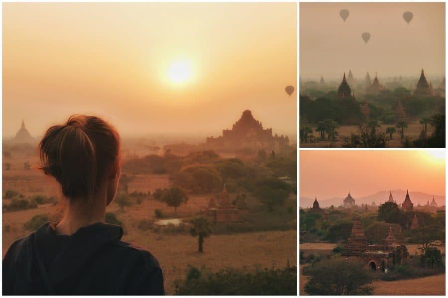 Hoogtepunten van Myanmar