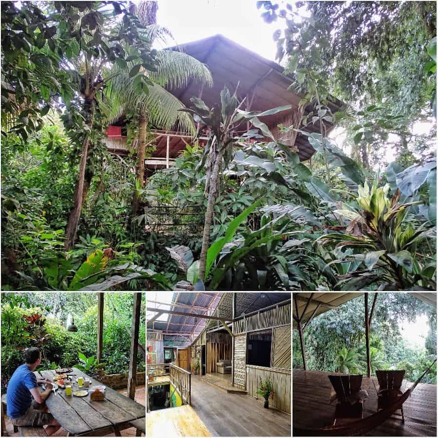 betaalbare eco lodge Costa Rica