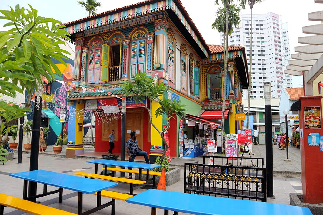 hawker center a singapore