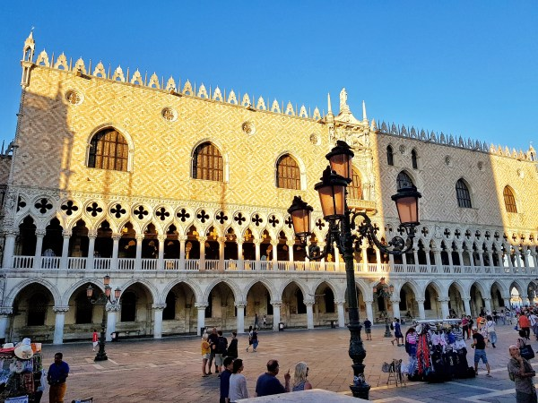 Survive Venice on a Budget - Doge's Palace