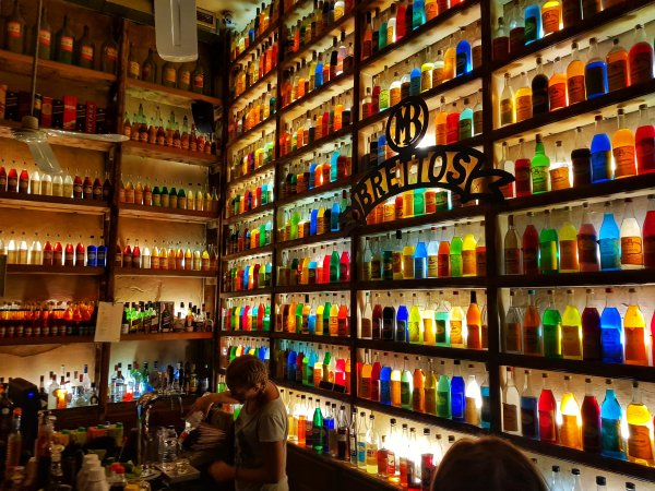 the best of Athens - what to do and see | Brettos Ouzo bar