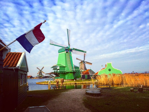Places you never thought to visit - Zaanse Schans