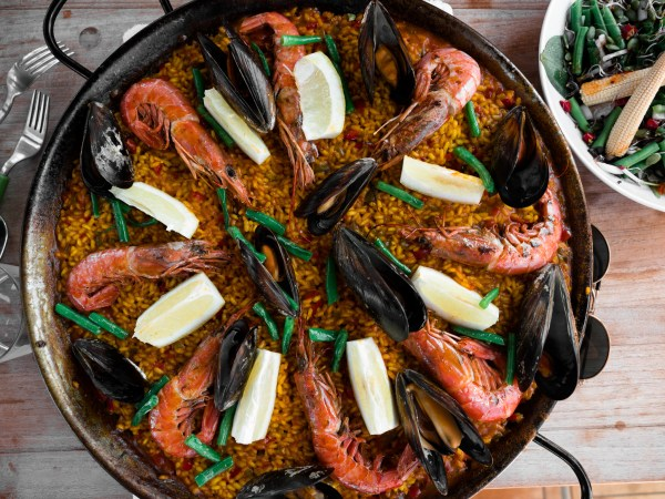 Sailing Retreat Mallorca - Seafood Paella - My Travel Tricks