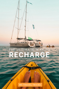 A Sailing Retreat: The Ultimate Way to Recharge