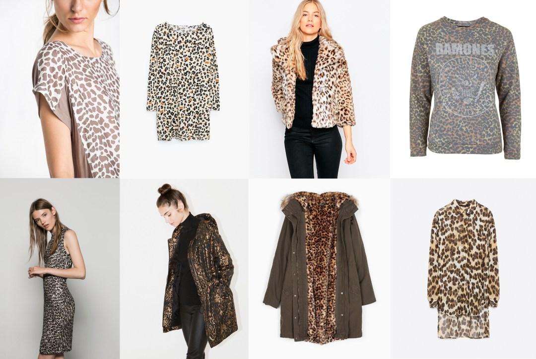 Tendencias de temporada leopardo tiendas