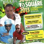 Soca in BSquare Friday 2013