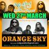 Orange Sky Woodford Cafe