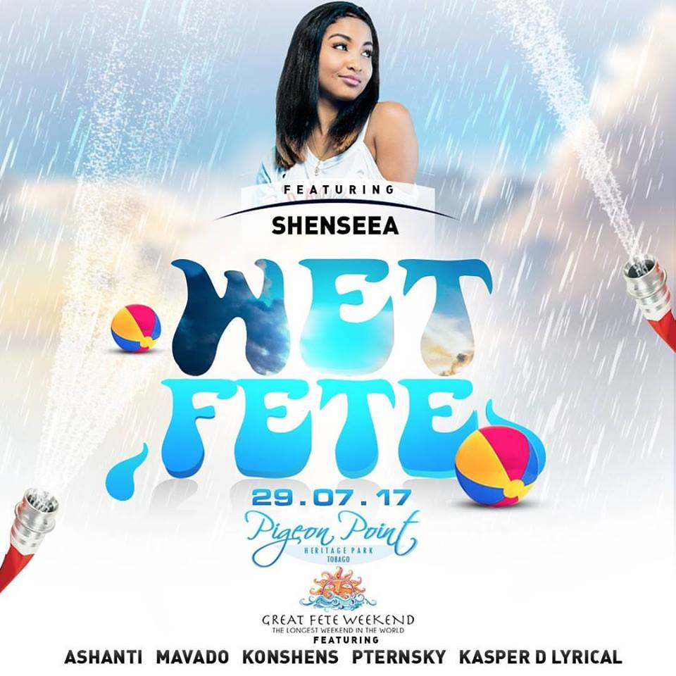 Wet Fete - Great Fete Weekend 2017