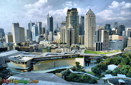 A great view of makati,manila,makati,philippines,city view